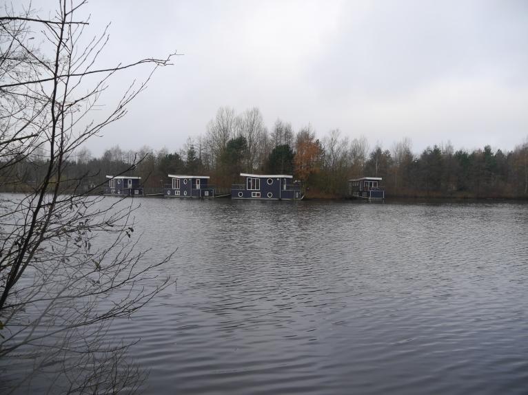 Fereinhäuser am See